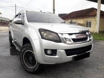 2014 ISUZU D-MAX 2.5L 4X4 DOUBLE CAB FREE 1YEAR WARRANTY GOOD CONDITION LOW MLEAGE LIKE NEW ACCIDENT FREE AND 1 CAREFUL OWNER