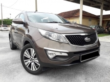 2015 KIA SPORTAGE 2.0 FACELIFT(A) 36KM SERVICE RCD FREE 1YEAR WARRANTY GOOD CONDITION LOW MLEAGE LIKE NEW ACCIDENT FREE AND 1 CAREFUL OWNER