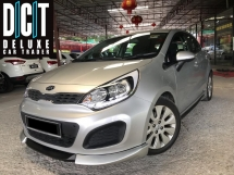 2016 KIA RIO 1.4 FACELIFT H/SPEC LOW MILES 27K ONLY TIP TOP CONDITION DEMO CAR CONDITION
