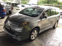 2008 NISSAN LIVINA 1.8 (1 owner, Tip Top Conditon, Price negotiable)
