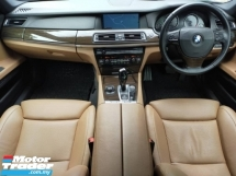 2009 BMW 7 SERIES 750LI 4.4 (A) FULL SERVISE RECORD GOT WARRANTY 1 YEAR LOW MILLEAGE ONE CAREFUL OWNER