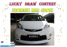 2013 PERODUA ALZA 1.5 EZ (A)B/LIST CTOS CAN LOAN