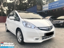 2013 HONDA JAZZ 1.3 HYBRID(A)ANDROID YOUTUBE WAZE FACEBOOK
