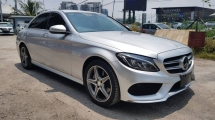 2014 MERCEDES-BENZ C-CLASS C200 AMG (Clearance Stock)
