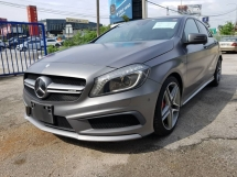 2015 MERCEDES-BENZ A45 2.0 AMG (MATTE GRAY)