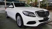 2015 MERCEDES-BENZ C-CLASS C200 SE EXECUTIVE 2.0