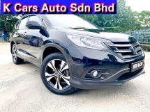 2014 HONDA CR-V 2.4 i-VTEC 4WD Facelift Car Keep In Excellent Condition Original Paint Never Accident Before No Repair Need worth Buy