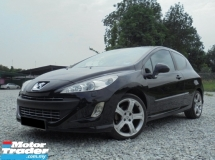 2008 PEUGEOT 308 1.6 GT THP (M) Panoramic 2 Door LikeNEW