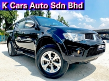 2012 MITSUBISHI TRITON 2.5 AT VGT 4x4 Turbo Car Keep In Good Condition Never Accident Before City Car No Off Road Drive Worth Buy