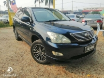 2006 TOYOTA HARRIER 240G ALCANTARA VERSION