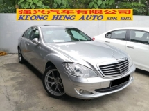 2006 MERCEDES-BENZ S-CLASS S350 W221 Japan Edition TRUE YEAR MADE 2006 with Sunroof 2009