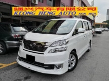 2014 TOYOTA VELLFIRE 3.5 VL PREMIUM EDITION TRUE YEAR MADE 2014 Highest Spec Home Theater 360 Surround Cams 2015
