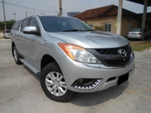 2015 MAZDA BT-50 3.2 (A) 4X4 TURBO BT50 FREE 1YEAR WARRANTY GOOD CONDITION LOW MLEAGE LIKE NEW ACCIDENT FREE AND 1 CAREFUL OWNER