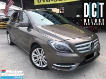 2015 MERCEDES-BENZ B-CLASS 2015 Mercedes Benz B200 BlueEFCY L/MILES 1OWNER 1.6 TURBO F/LEATHER ELECTRONIC SEAT CRUISE CONTROL VERY NICE NUMBER