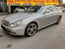 2006 MERCEDES-BENZ CLS-CLASS 350 3.5 (A) UK SPEC