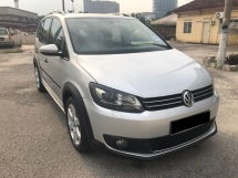 2013 VOLKSWAGEN TOURAN 1.4 (A) TSI MPV 7 SEATFREE 1YEAR WARRANTY GOOD CONDITION LOW MLEAGE LIKE NEW ACCIDENT FREE AND 1 CAREFUL OWNER