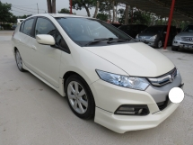 2014 HONDA INSIGHT 1.3 (A) Hybrid One Lady Owner Service On Time 100% Accident Free High Loan Tip Top Condition Must View