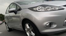 2011 FORD FIESTA Ford Fiesta 1.6 Sport (A) Hatchback NO D/lisen boleh loan