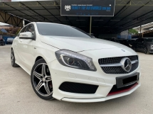 2014 MERCEDES-BENZ A-CLASS A250 SPORTS CBU