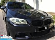2013 BMW 5 SERIES 2.0 M-SPORT Twin Power F10 Condition Tiptop