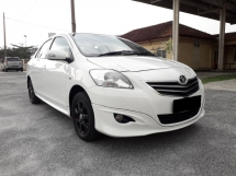 2013 TOYOTA VIOS 1.5E (AT) SPORTIVO BODYKIT FREE 1YEAR WARRANTY GOOD CONDITION LOW MLEAGE LIKE NEW ACCIDENT FREE AND 1 CAREFUL OWNER