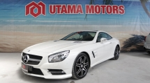 2014 MERCEDES-BENZ SL SL350 AMG SPORT CONVERTIBLE PANORAMIC ROOF YEAR END SALE