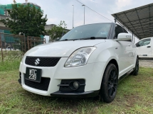 2010 SUZUKI SWIFT  1.5 SPORT LEATHER KEYLESS MODEL