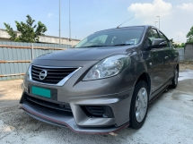 2014 NISSAN ALMERA Nissan ALMERA 1.5 E NISMO ONE PRIVATE LADY OWNER