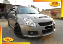 2009 SUZUKI SWIFT 1.5 (A) SPORT RIM HATCHBACK FREE 1YEAR WARRANTY GOOD CONDITION LOW MLEAGE LIKE NEW ACCIDENT FREE AND 1 CAREFUL OWNER