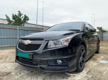 2010 CHEVROLET CRUZE 1.8 LT SPORT SPECIAL EDITION MODEL