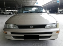 1995 TOYOTA COROLLA 1.6 SEG (A)TIP TOP CASH ONLY