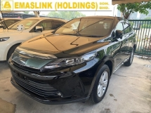 2018 TOYOTA HARRIER 2.0 New Face-lift Unregister Low Interest Rate Surround Camera Alpine player Power Boot 2 tone Interior SST INCLUSIVE