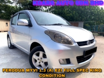 2011 PERODUA MYVI 1.3 EZI FACELIFT MODEL KING CONDITION
