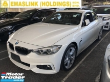 2015 BMW 4 SERIES 2.0 COUPE TWIN POWER TURBO  2 DOOR M SPORT MEMORY SEATS PADDLE SHIFT AUTO CRUISE FREE WARRANTY
