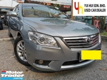 2011 TOYOTA CAMRY TOYOTA CAMRY 2.0 G (A) FULL LEATHER SEAT REVERS CAMERA