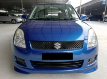 2011 SUZUKI SWIFT 1.5 (A) CTOS BLACKLIST CAN LOAN