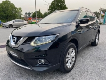 2017 NISSAN X-TRAIL 2.0L X-CVT SUV SUPER TIPTOP FULL SERVICES ONE OWNER LIKE NEW
