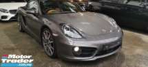 2014 PORSCHE CAYMAN S 3.4 PDK / READY STOCK OFFER