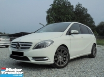 2012 MERCEDES-BENZ B-CLASS 1.6 W246 Blue Efficiency SPORTS TOURER