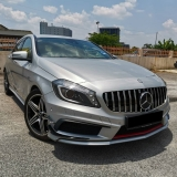 2015 MERCEDES-BENZ A-CLASS LOCAL A250 SPORT 2.0 (A)TURBO FREE 1YEAR WARRANTY GOOD CONDITION LOW MLEAGE LIKE NEW ACCIDENT FREE AND 1 CAREFUL OWNER