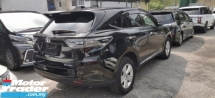 2014 TOYOTA HARRIER 2.0 ELEGANCE / READY STOCK NO NEED WAIT / 5 YEARS WARRANTY UNLIMITED KM