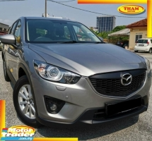 2015 MAZDA CX-5 SKYACTIV 2.0L HIGH 2WD (A) FREE 1YEAR WARRANTY GOOD CONDITION LOW MLEAGE LIKE NEW ACCIDENT FREE AND 1 CAREFUL OWNER