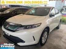 2017 TOYOTA HARRIER 2.0 Elegance New Facelift Sst Inclusive 2.xx Interest Rate Panoramic Roof Power Boot Surround Camera Nappa Leather Seat New Arrival Price Negotiable