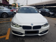 2015 BMW 3 SERIES 320i Sport (A) LIKE NEW