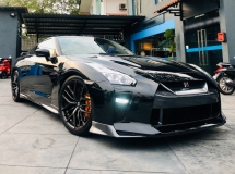 2018 NISSAN GT-R PRESTIGE 3.8 V6 TWIN TURBOCHARGED