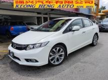 2013 HONDA CIVIC 2.0S 1 Malay Owner [Full Service Honda]