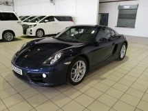 2015 PORSCHE CAYMAN 981 2.7 UK SPEC UNREGISTERED