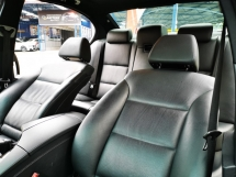 2007 BMW 5 SERIES 525i E60 2.5 (A) P/START BLACK LEATHER WARRNTY