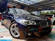 2014 BMW 5 SERIES 528i F10 M SPORT 2.0 (A) NewFLIFT HARMANKARDON