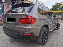2008 BMW X5 3.0 PETROL (A) iDrive FCELIFT LEATHER WRNTY